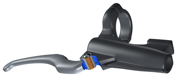 NORGLIDE Bearings for Bicycle Brake Levers | Saint-Gobain Bearings