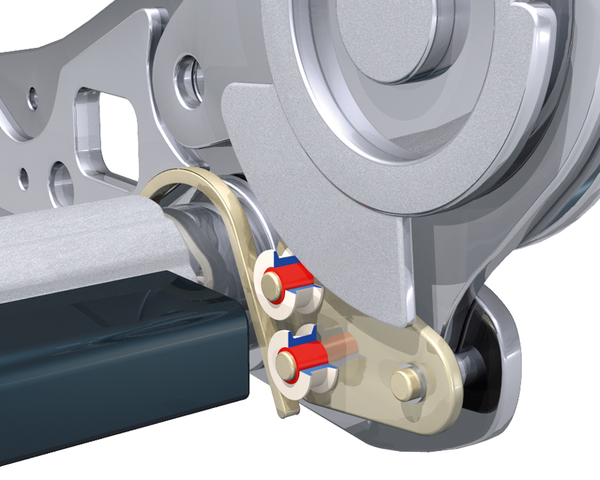 Automotive Backrest Tilt Adjustment | Norglide Bearings