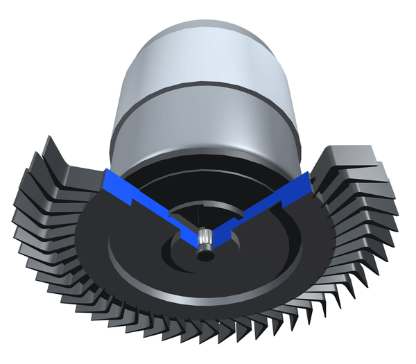 Automotive Cabin Blower Motors | Rencol Tolerance Rings