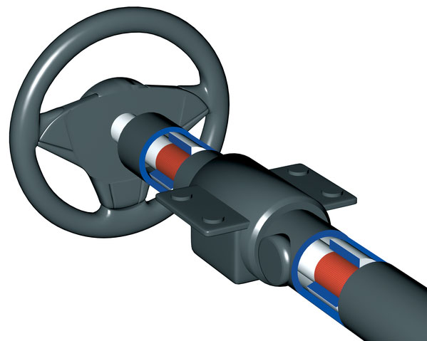 Automotive Steering Column | Norglide Bearings