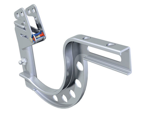 Automotive Trunk Hinge | Norglide Bearings