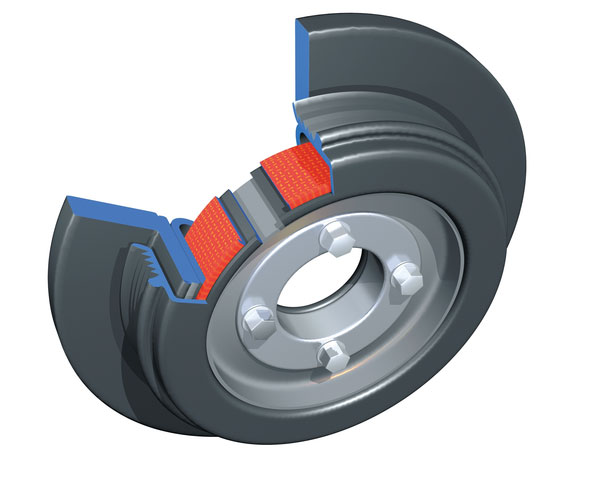 Automotive Decoupled Pulley | Norglide Bearings