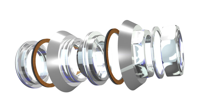 NORGLIDE Bearings for Bicycle Headsets | Saint-Gobain Bearings