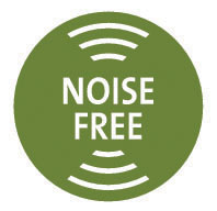 Noise and Vibration = Noise Free with NORGLIDE & RENCOL Components