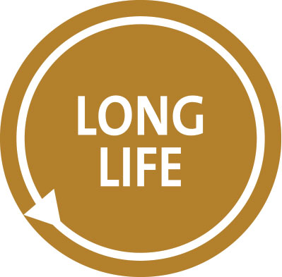 Long Life from Saint-Gobain