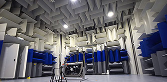 Anechoic Chamber Noise Benefits | Saint-Gobain