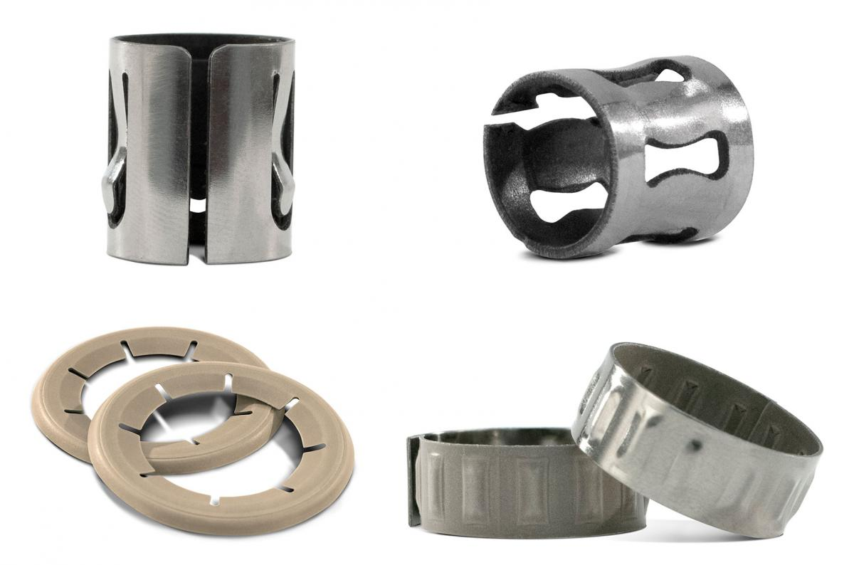Springlide Energized Bearing Styles | Saint-Gobain