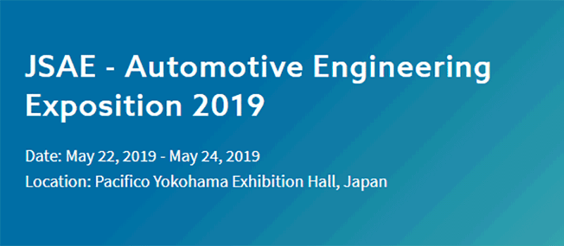 JSAE Automotive Engineering Expo 2019 | Saint-Gobain