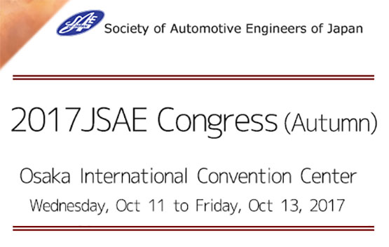 JSAE Autumn Congress | Japan