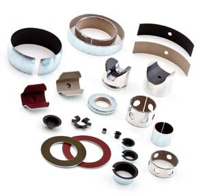 PTFE Sliding Bearings from NORGLIDE