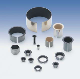 NORGLIDE Bearings, M-Type from Saint-Gobain