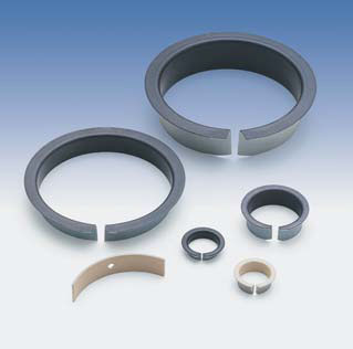 NORGLIDE Bearings, SM-type from Saint-Gobain