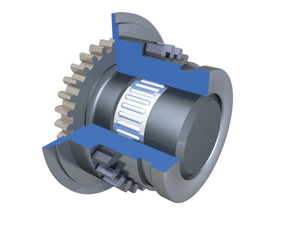 Rencol® Tolerance Ring Slip Clutch