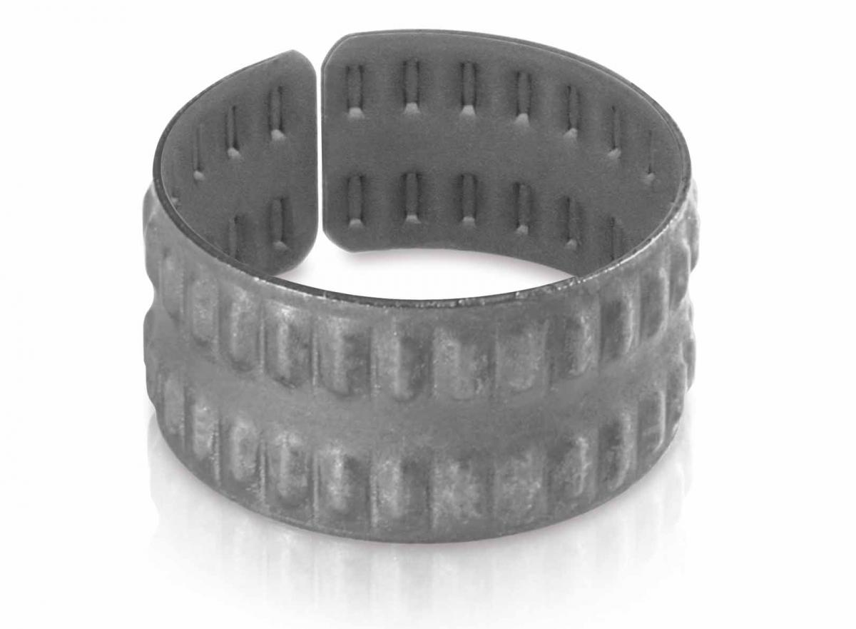 RENCOL® Tolerance Ring with a coating