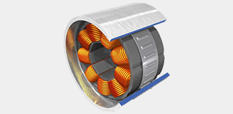Stator Mount application