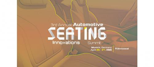 3rd Annual Automotive Seating Innovations Summit